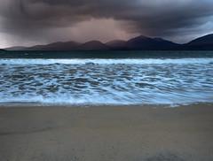 Luskentyre Storm (jasty78) Tags: luskentyre luskentyrebeach storm sea waves longexposure clouds harris isleofharris outerhebrides nikon d810 nikond810 2470mm 35mm nikkor2470mm nikkor2470mmf28