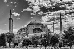 Mezquita en Estambul (José Luis Esteve) Tags: mezquitas turquía estambul viajes b y n monocromo arquitectura tradiciones religión islam