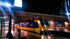 NSR 186 033 als IC trein @ Eindhoven Centraal (Avinash Chotkan) Tags: