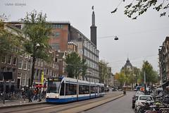 Siemens Combino - 2063 - 11 - 15.10.2019 (VictorSZi) Tags: netherlands olanda siemens siemenscombino transport tram tramvai gvb publictransport autumn toamna nikon nikond5300 october octombrie