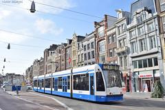 Siemens Combino - 2068 - 14 - 18.10.2019 (VictorSZi) Tags: netherlands olanda siemens siemenscombino transport tram tramvai gvb publictransport autumn toamna nikon nikond5300 october octombrie
