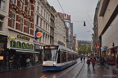 Siemens Combino - 2084 - 14 - 15.10.2019 (VictorSZi) Tags: netherlands olanda siemens siemenscombino transport tram tramvai gvb publictransport autumn toamna nikon nikond5300 october octombrie