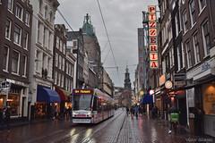Siemens Combino - 2096 - 14 - 15.10.2019 (VictorSZi) Tags: netherlands olanda siemens siemenscombino transport tram tramvai gvb publictransport autumn toamna nikon nikond5300 october octombrie