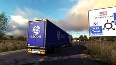 5 (lanker44) Tags: ets2 ets truck trucks renault premium lowdeck krone geodis transport