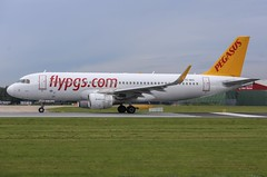 Pegasus Airlines Airbus A320-214 TC-DCC (josh83680) Tags: manchesterairport manchester airport man egcc tcdcc airbus airbusa320214 a320214 airbusa320200 a320200 pegasusairlines pegasus airlines