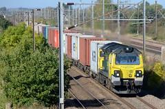 70020 bb Marholm 181018 D Wetherall (MrDeltic15) Tags: eastcoastmainline freightliner class70 70020 marholm ecml
