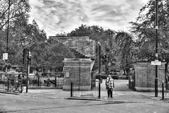 Stairway to Heaven, Bethnal Green, London E2 (dlsmith) Tags: bw london byn monochrome monochromatic hdr bethnalgreen photomatix street candid blancoynegro blackwhite ben