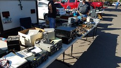 Chandler HAM Radio Club at CopaFest 2019 (Chandler HAM Radio Club) Tags: copafest 2019 maricopa az chandler ham radio club
