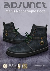 neobaroqueboot_obsidian_flickr (myvegancookbook) Tags: boots secondlife virtualworlds