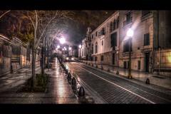 Calles de Buenos Aires (Vamonon) Tags: buenos aires argentina calles street otoño autum ciudad caba fotografias fotos wallpapers hdr obras night nocturna