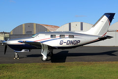 G-DNOP (GH@BHD) Tags: gdnop piperpa46350pmalibumirage piper pa46 pa46350p malibu mirage newtownardsairfield newtownards ulsterflyingclub aircraft aviation