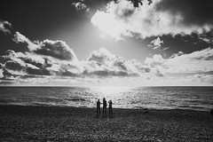 excursion (andr3ron) Tags: exmouth england beach bnw bw sonyimages sonycamera sonya9 gm
