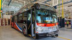 WMATA Metrobus 2019 New Flyer Xcelsior XD40 #4456 (MW Transit Photos) Tags: wmata metrobus new flyer xcelsior xd40