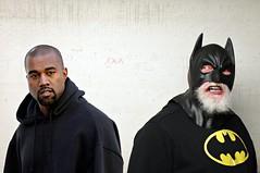 Batman meets a World Class Tool (Studio d'Xavier) Tags: werehere whatsinyourtoolbag batman kanyewest tool 302365