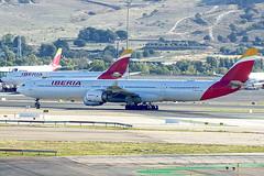 EC-JPU | Iberia | Airbus A340-642 | CN 744 | Built 2006 | MAD/LEMD 25/09/2019 (Mick Planespotter) Tags: aircraft airport 2019 adolfosuárez barajas madridbarajas madrid nik sharpenerpro3 jet aviation avgeek plane planespotter airplane aeroplane spotter ecjpu iberia airbus a340642 744 2006 mad lemd 25092019 a340 a346