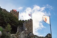 Sintra (aluswarghi) Tags: portugal sintra moorish castle palace