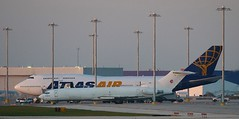N322SG Atlas Air B747-400 KORD (rog enga) Tags: n322sg atlasair b747400 kord