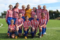 u12 Girls Champions 2019 Johnstown (9 of 28) September 14, 2019