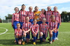 u12 Girls Champions 2019 Johnstown (8 of 28) September 14, 2019