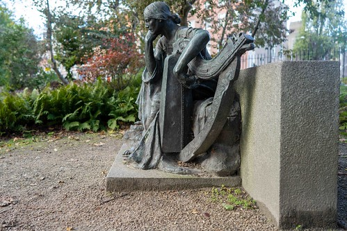 ÉIRE BY JEROME CONNOR 1874-1943[ RESTORED AND THEN RELOCATED WITHIN MERRION SQUARE PUBLIC PARK]-157811
