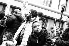 An Uncertain Life (kirstiecat) Tags: child kid family protest rally ctu union teachers strike america humanrights classsize education publiceducation monochrome blackandwhite blancoynegro monochromemonday teachersstrike chicagoteachersunion faircontractnow lorilightfoot