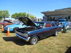 1963 Chevrolet Nova SS (smaginnis11565) Tags: chevrolet chevyii novass mark1nova musclecar carshow haverstraw newyork rocklandcounty 2019