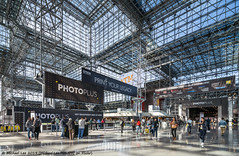 PhotoPlus (20191026-DSC07471) (Michael.Lee.Pics.NYC) Tags: newyork javitsconventioncenter photoplus architecture shiftlens sony a7rm4 laowa12mmf28 magicshiftconverter