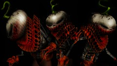 The Dark Circus:  BOO!! Happy Halloween My Flickr Friends (tralala.loordes) Tags: moonamore remarkableoblivion pumpkinhead secondlife sl slfashionblogging slblogging flickrblogging flickrart fashion fantasy tralalaloordes tralala tra fantasyart virtualphotography virtualreality vr avatar halloween boo ghoul monster hell fiend