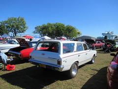 1966 Rambler American Sport Wagon (smaginnis11565) Tags: rambler rambleramerican mark3american stationwagon americanmotors carshow haverstraw new york rocklandcounty 2019