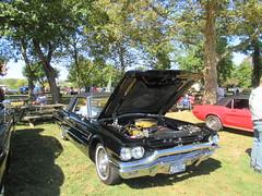 Black 1965 Thunderbird (smaginnis11565) Tags: ford fordthunderbird mark4thunderbird coupe personalluxurycoupe carshow haverstraw newyork rocklandcounty 2019