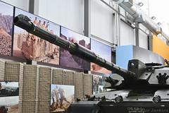 Challenger 2 V5 Prototype Gun Barrel (Bri_J) Tags: thetankmuseum bovington dorset uk tankmuseum warmuseum militarymuseum museum tank nikon d7500 challenger2 prototype gunbarrel mainbattletank coldwar britisharmy