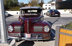 Nash Ambassador 600 (1941) (BIBI Tornado) Tags: cars autos usa 1941 oldcars