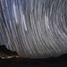 Startrails and Geminids
