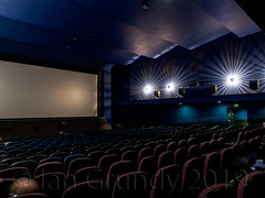 Empire Slough 5754 (stagedoor) Tags: slough berkshire empire queensmere highstreet maybox virgin gallery ugc cineworld fulcrum sloughboroughcouncil southeast homecounties england uk omdem1mkii building architecture olympus copyright theatre theater teatro cinema cine kino stage inside seating stalls screen interior room auditorium