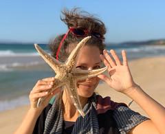 Estrelada (LetsLetsLets) Tags: estreladomar seastar praia beach fontedatelha portugal outubro 2019