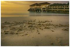Turtle Point Pier_4 (bit ramone) Tags: besar malasia asia island isla atardecer sunset sea oceano pier embarcadero viajes travel bitramone