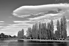 Karlovac, Karlovac County, Croatia - Clouds over the river Korana (Marin Stanišić Photography) Tags: karlovac clouds croatia karlovaccounty river korana autumn nikon d5500