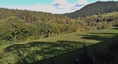 Dee Valley 241019_145212 (Leslie Platt) Tags: denbighshire llangollenrailway deevalley exposureadjusted straightened