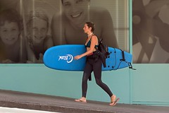 Watching a Surfer Went By (l plater) Tags: bondi sydney