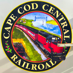 Cape Cod Central Railroad (Timothy Valentine) Tags: 1019 sign 2019 large squaredcircle eastsandwich massachusetts unitedstatesofamerica