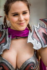 World of Warcraft, Silicon Valley Comic Con, 2016 (Thomas Hawk) Tags: america california comiccon comicconsiliconvalley conventioncenter cosplay svcc svcc2016 sanjose sanjoseconventioncenter santaclaracounty siliconvalleycomiccon usa unitedstates unitedstatesofamerica worldofwarcraft fav10 fav25 fav50