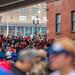 Trump Rally Line - Minneapolis, Minnesota