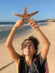 (LetsLetsLets) Tags: estreladomar seastar praia beach fontedatelha portugal outubro 2019