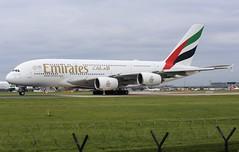Emirates Airbus A380-861 A6-EUD (josh83680) Tags: manchesterairport manchester airport man egcc a6eud airbus airbusa380861 a380861 airbusa380800 a380800 emirates