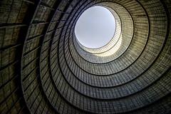 Refroidissement centrale  charbon (musette thierry) Tags: urbex lieu central composition beton musette thierry d800 nikon 50mm18