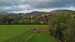 Dee Valley 241019_155413 (Leslie Platt) Tags: exposureadjusted straightened denbighshire llangollenrailway berwyn deevalley llantysiliohall