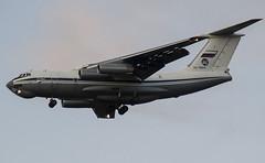 RA-78845 Russian Federation Air Force Ilyushin Il-76MD (Nathan_Ivanov) Tags: airplane aircraft aviation planespotting vko vnukovo uuww ilyushin il76