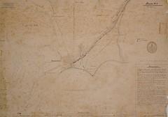 Mapa da linha telegráfica e estrada de ferro no estado de Alagoas, 1896 (Arquivo Nacional do Brasil) Tags: alagoas históriadealagoas telégrafo arquivonacional arquivonacionaldobrasil nationalarchivesofbrazil nationalarchives nordeste