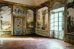 Villa La Magia Galleria piano nobileo (danilocolombo69) Tags: asbeautifulasyouwant danilocolombo69 nikonclubit danilocolombo villalamagia medici unesco toscana interni luce finestra decorazioni