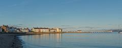 Evening sunlight on Beaumaris (alanGmedia) Tags: anglesey wales scenery landscape seascape beaumaris sunset
